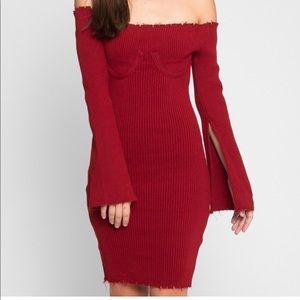 Bodycon underwire dress